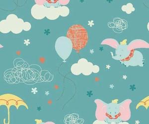 dumbo, disney, and wallpaper image