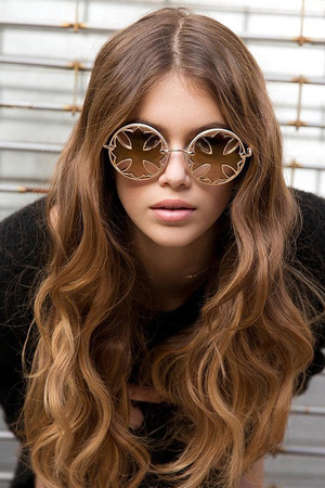 kaia gerber, model, and beauty image