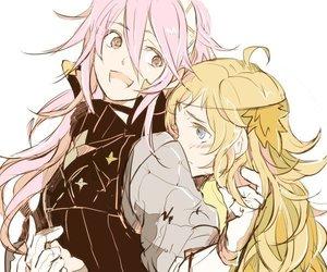 hug, ophelia, and video game image