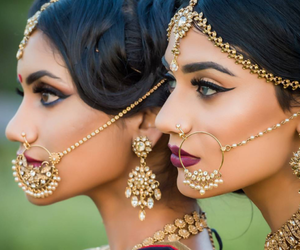 indian, culture, and fashion image