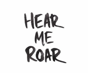 aesthetic, roar, and lion image