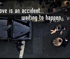 accident, closer, and love image