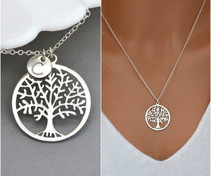 etsy, gift for mother, and mother necklace image