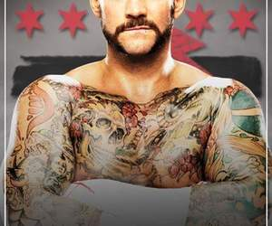 wallpaper, wwe, and cm punk image