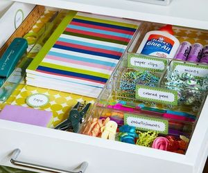 organization and decor image