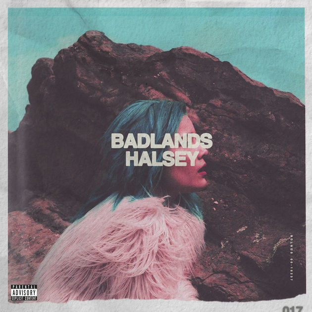 halsey, badlands, and music image