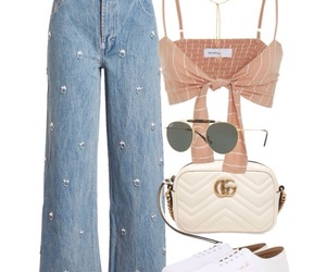 fashion, Polyvore, and summer image