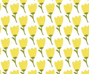 floral, floral wallpaper, and florals image