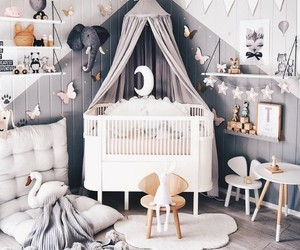 baby, house, and room image