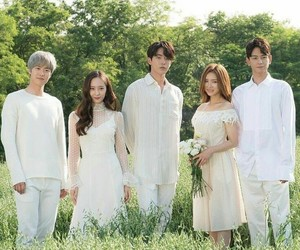 krystal, kdrama, and bride of the water god image