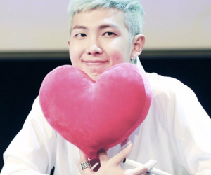 bts, nam joon, and ❤ image