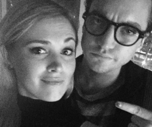 richard harmon, the 100, and eliza taylor image