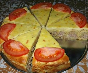 cakes, juices, and desserts image