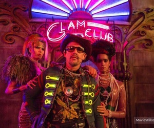 club, film, and crazy guy image