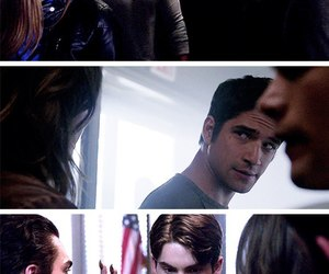 lydia, tw, and tyler posey image