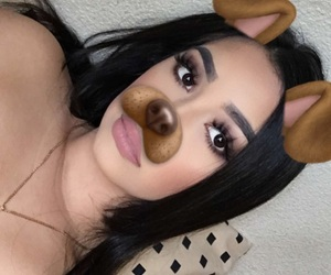 beauty, cutie, and makeup image