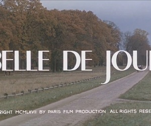 belle de jour, film, and french image