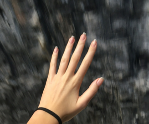 clean, hands, and nails image