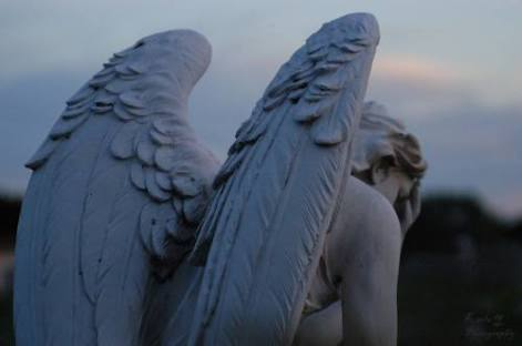 angel, statue, and aesthetic image