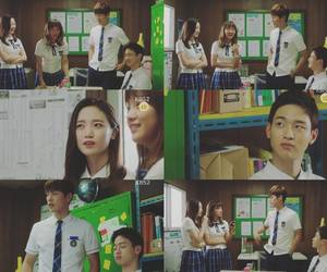 kiss, kdrama, and kim jung hyun image