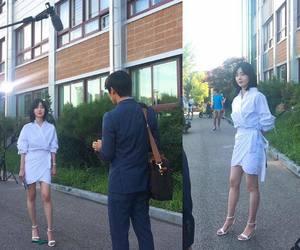 Korean Drama, kim sejeong, and school2017 image