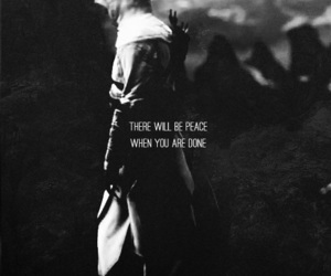 Assassins Creed, carry on my wayward son, and altair image