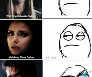 tvd, ian somerhalder, and elena image