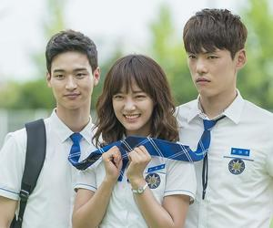 kdrama, kim sejeong, and school2017 image