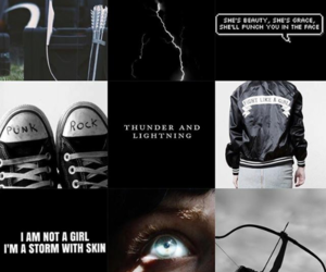 aesthetic, books, and percy jackson image