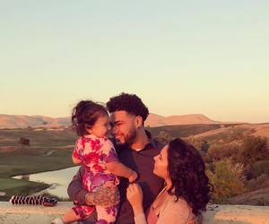 children, ronnie banks, and couple image