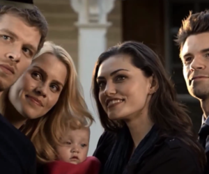hope, hayley, and The Originals image