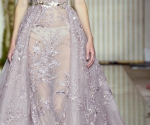 fashion, haute couture, and zuhair-murad image