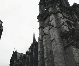 architecture, gothic, and grunge image