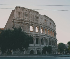 beautiful, colosseo, and colosseum image