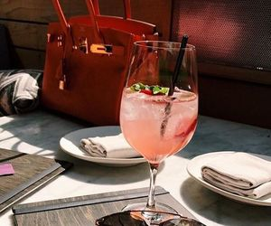 Birkin, chill, and cocktail image