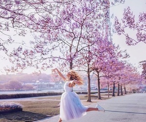 fashion, dance, and dress image
