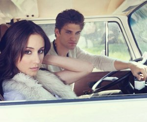pll, toby, and spencer image