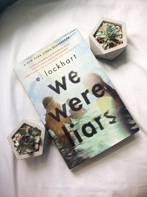 books and we were liars image