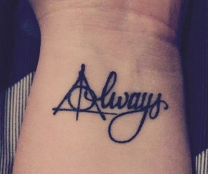 always, hp, and harrypotter image