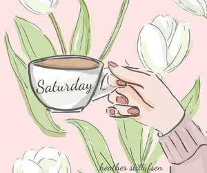 art, cup, and quotes image