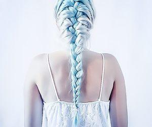 alternative, beautiful, and blue image