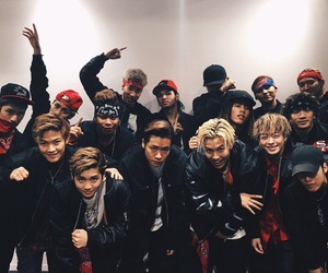 exile tribe and the rampage image