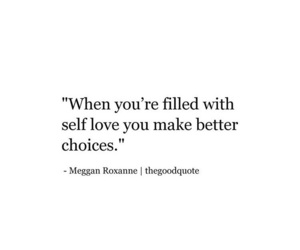 happiness, deep quotes, and love yourself image