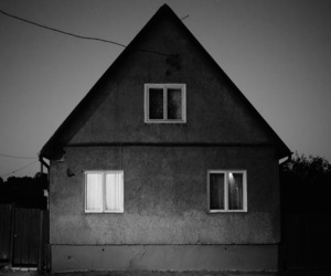 black, house, and grey image