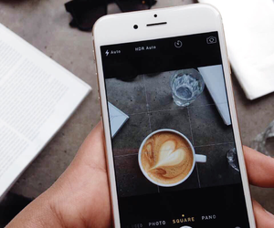 coffe, pics, and photos image