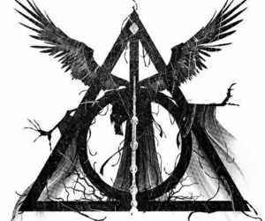harry potter and deathly hallows image