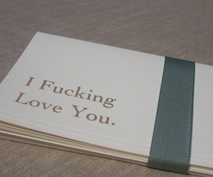 cry, I Love You, and words image