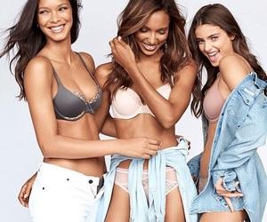 taylor hill, Victoria's Secret, and lais ribeiro image