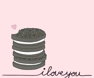 background, Cookies, and pink image