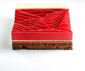 architecture, dessert, and food image